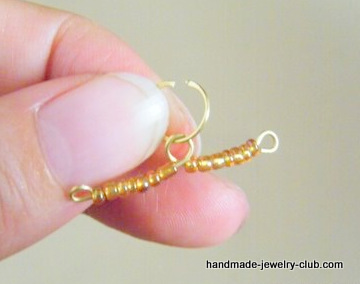 Picture of Beaded Clasp