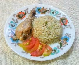 Prepare Delicious Chicken Biryani