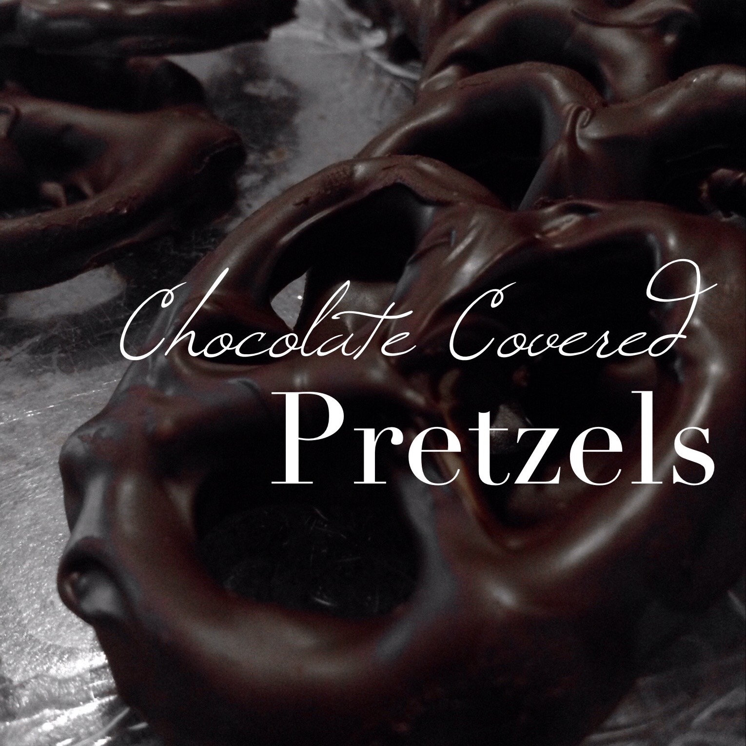 Picture of Chocolate Covered Pretzels