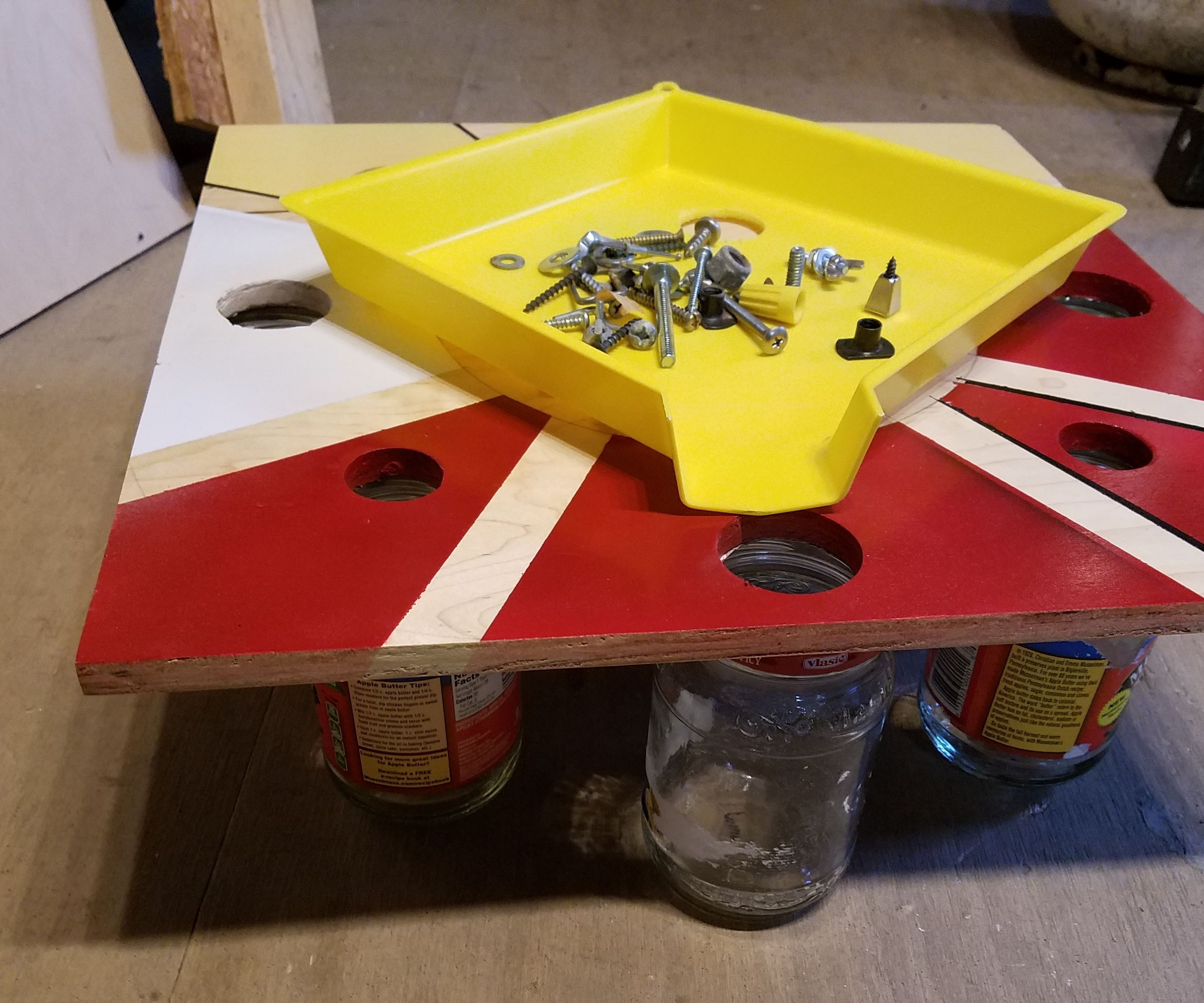 build a versatile hardware sorter: 4 steps (with pictures)