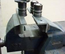 Evolution of a ring bender / ring roller machine