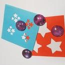 Starry Sky Fridge Magnets