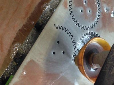 Gear Fabrication