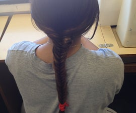 How To Braid: Fishtail