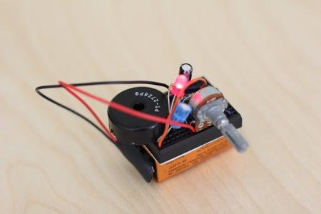 Mod2 : Potentiometer & Small Footprint