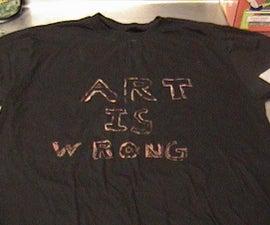 Design Yer Own Shirt