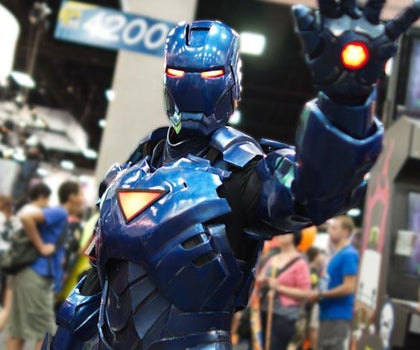 Make: Iron Man Costumes - Instructables