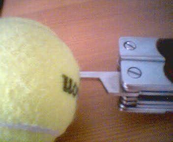 Ball Preperation