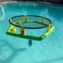 Spikeball Pool Attachment