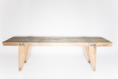 Cut the Table/bench Surface