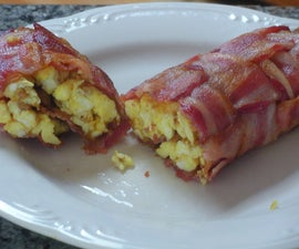 Bacon Egg Cheese Roll
