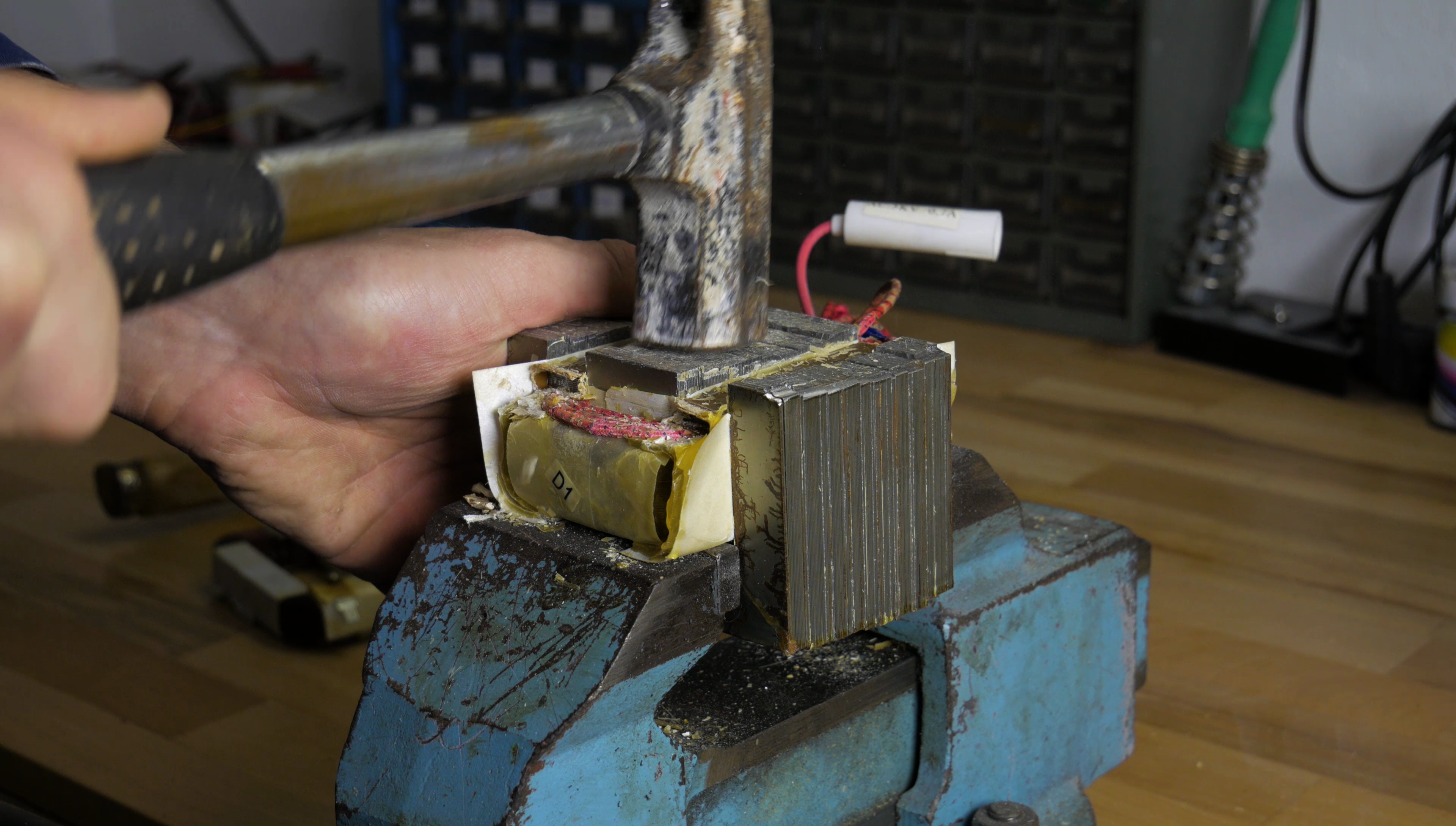 Picture of Modifying Transformer