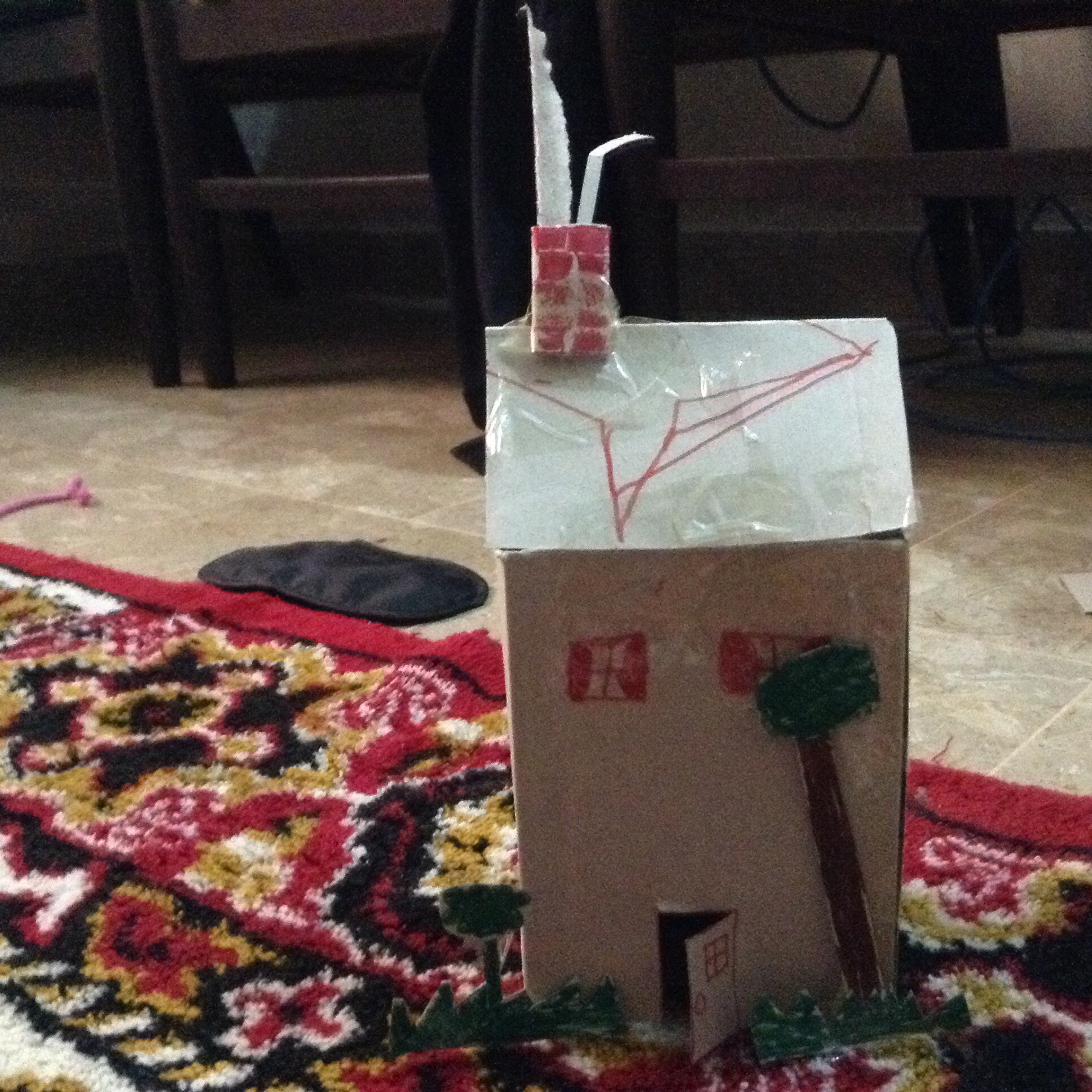 Picture of Make a Cardboard House