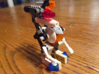 Lego Battle Mech