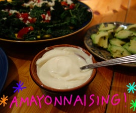 The Ultimate Mayonnaise Recipe