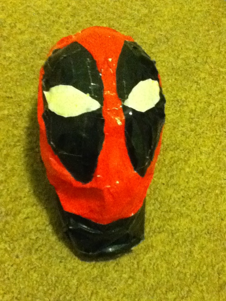 Picture of Dead Pool Tape Mask