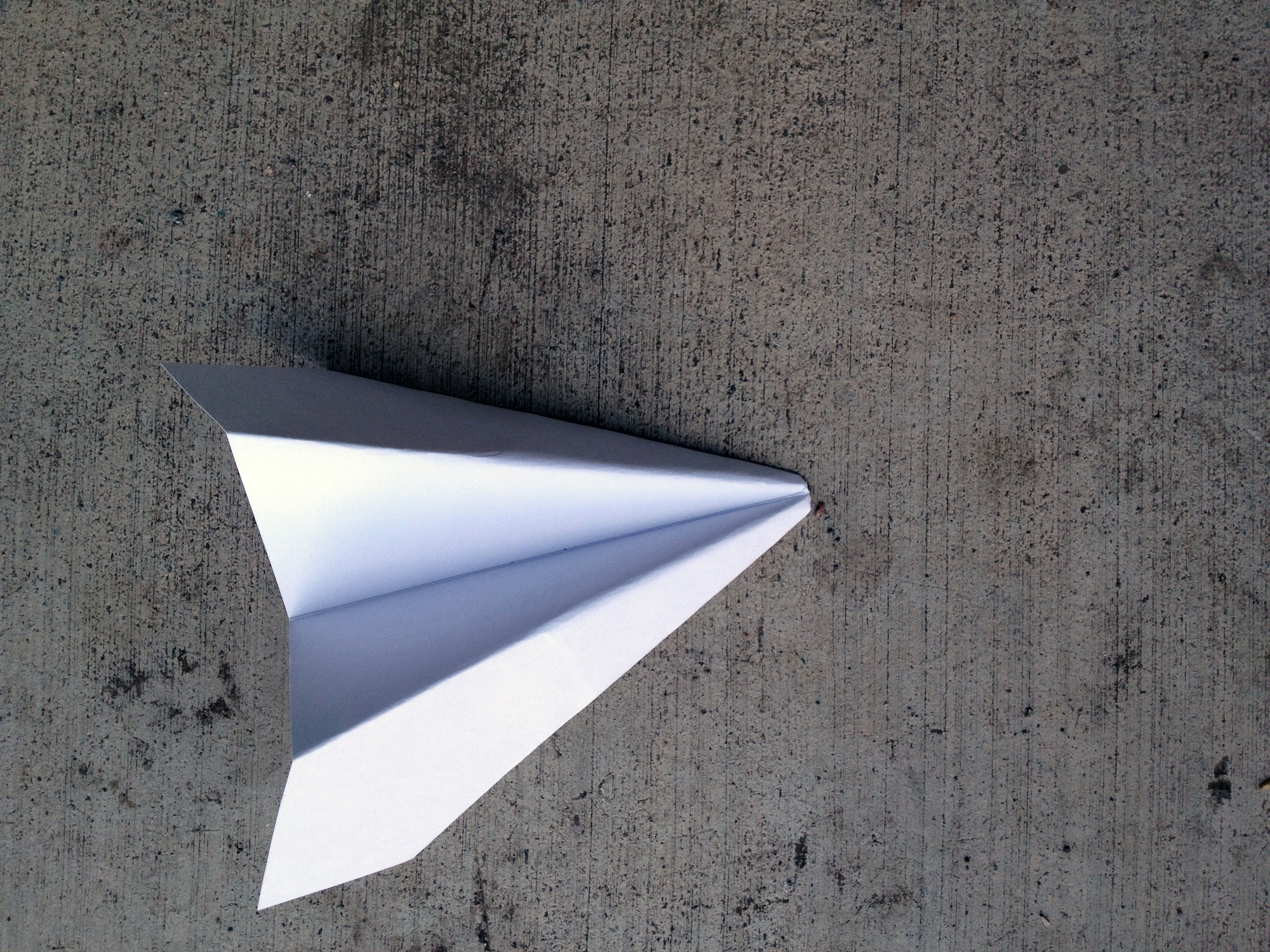 Picture of Fold Airplane