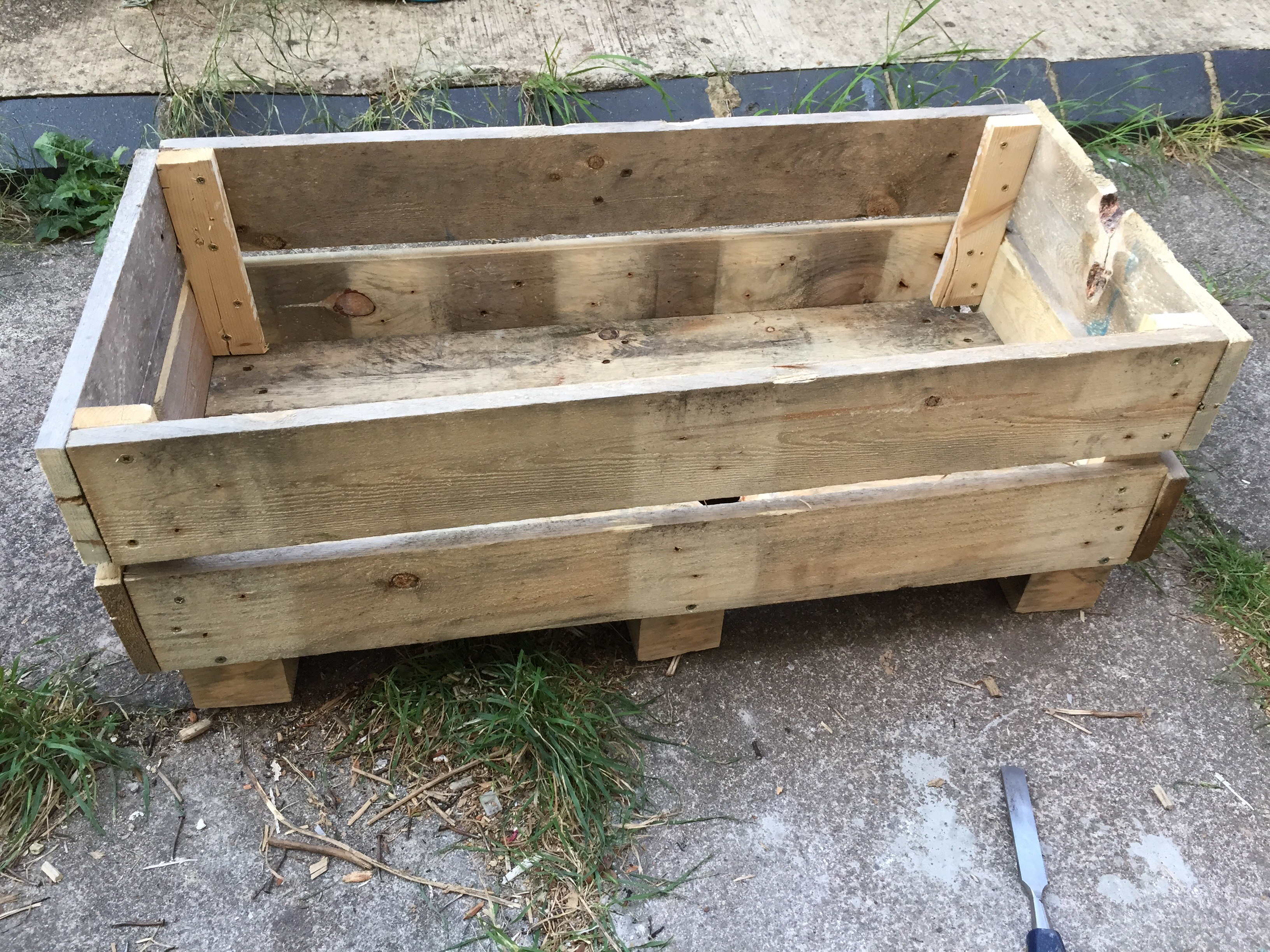 Picture of Making the Planter
