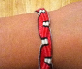 Quick and Cool Friendship Bracelet!
