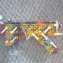 K'nex Spring Powered Pistol