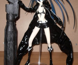 Black Rock Shooter's Cannon