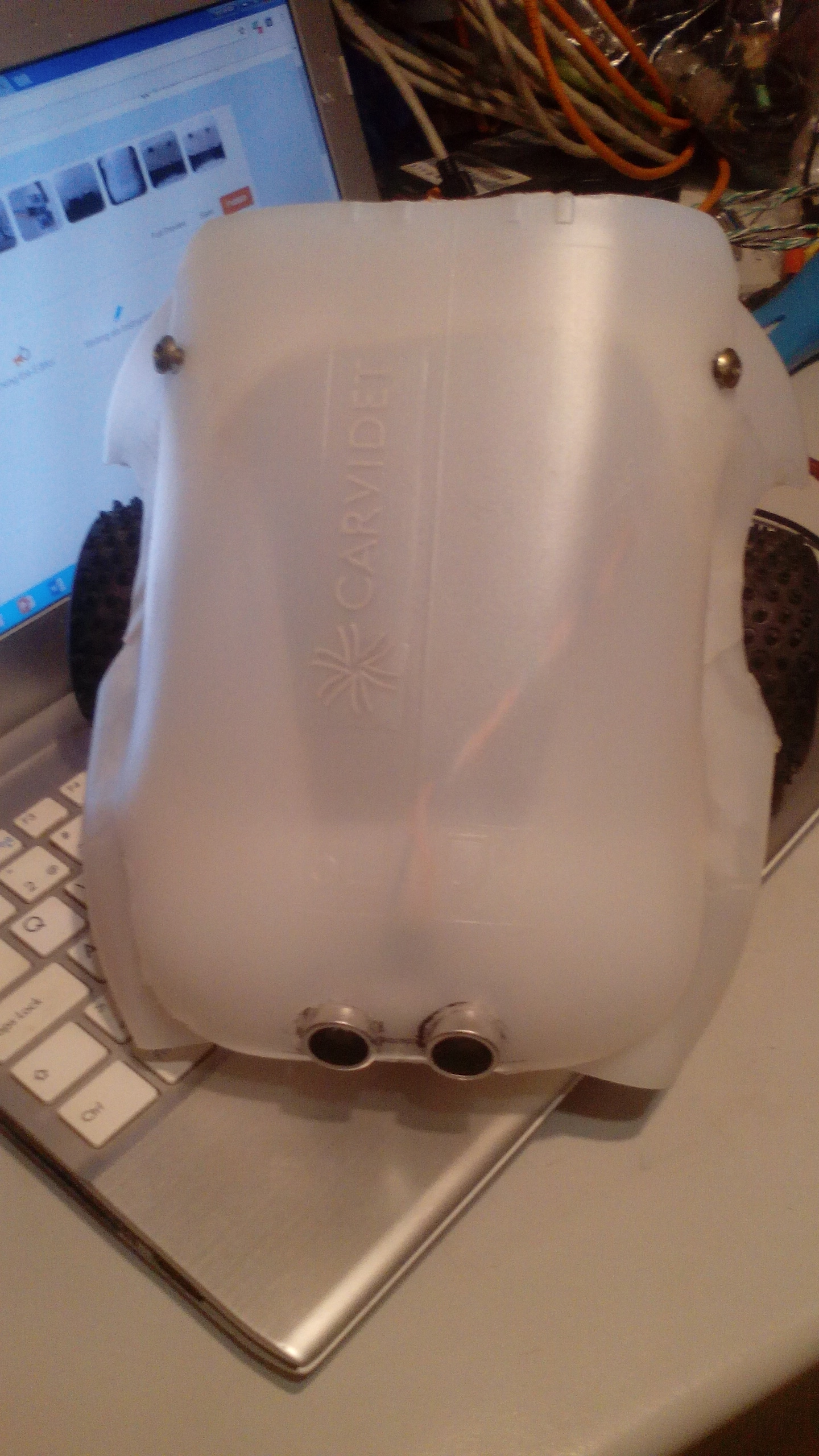 Picture of FREE SUMO ROBOT STRUCTURE From 5L Cleaning Container