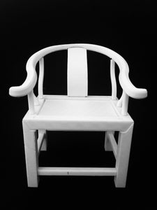 3D Print Mortise and Tenon Joints Round-backed Armchair