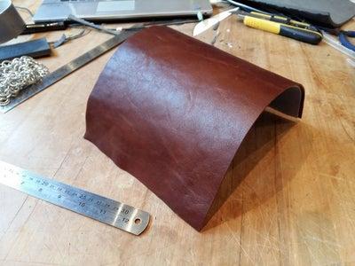 Making the Shoulder Armor Panels