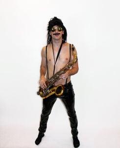 Sexy Sax Man Costume
