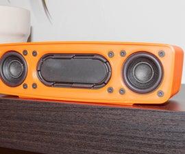 3D Printed Bose Soundlink Mini Clone