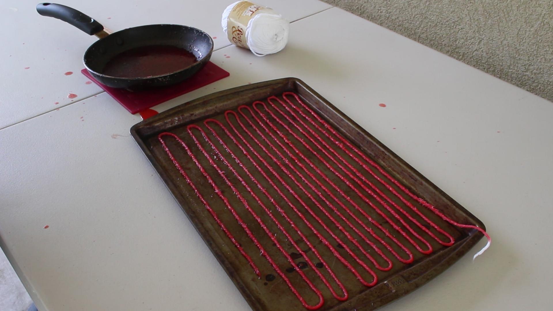 Picture of Sparkle Stick Recipe