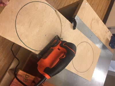 Clamp and Cut