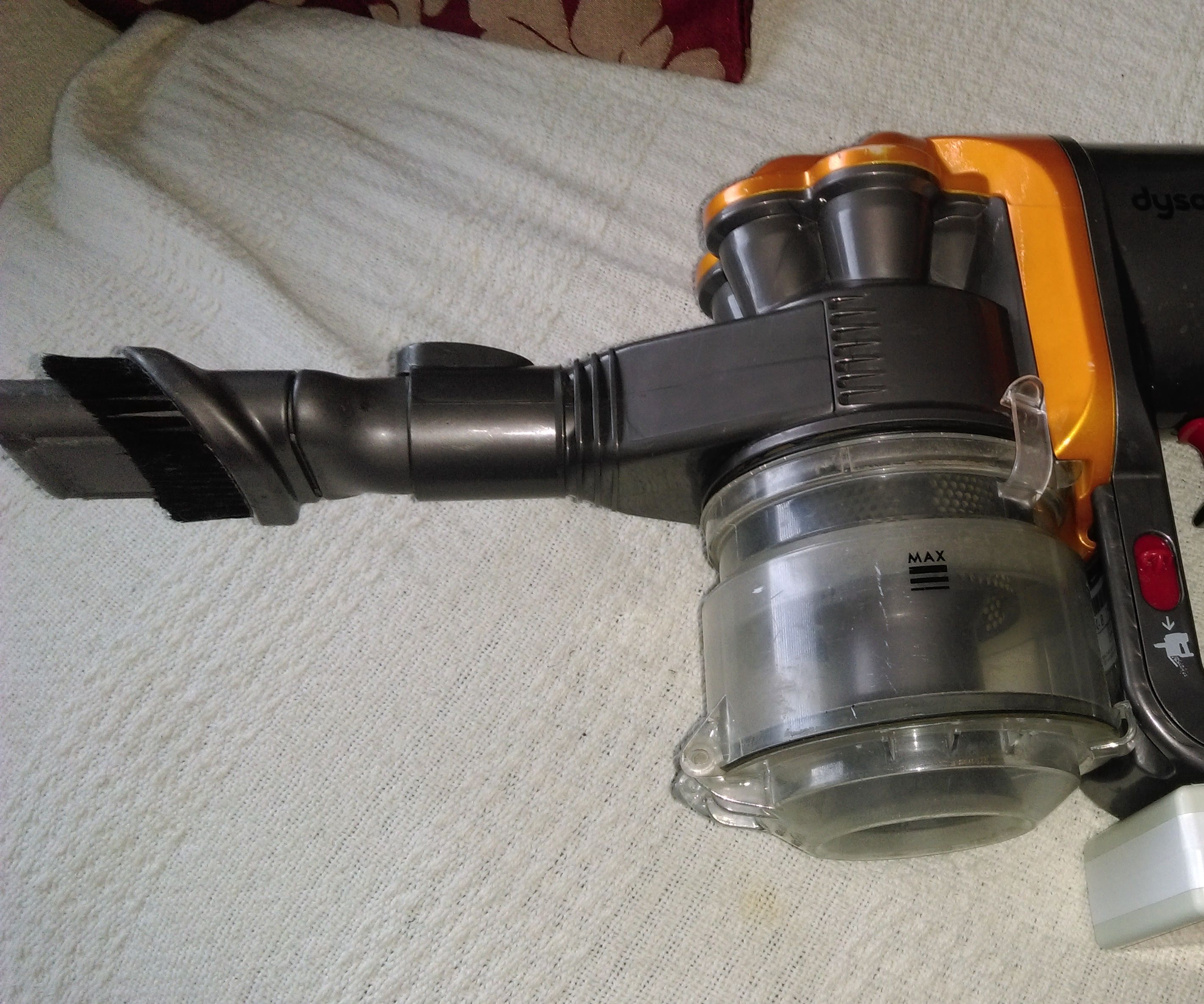 Dyson Dc16 Cordless: Alternative Powering Options, Fix