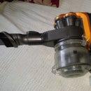 Dyson dc16 cordless: alternative powering options, fix, modding tips info, problems etc