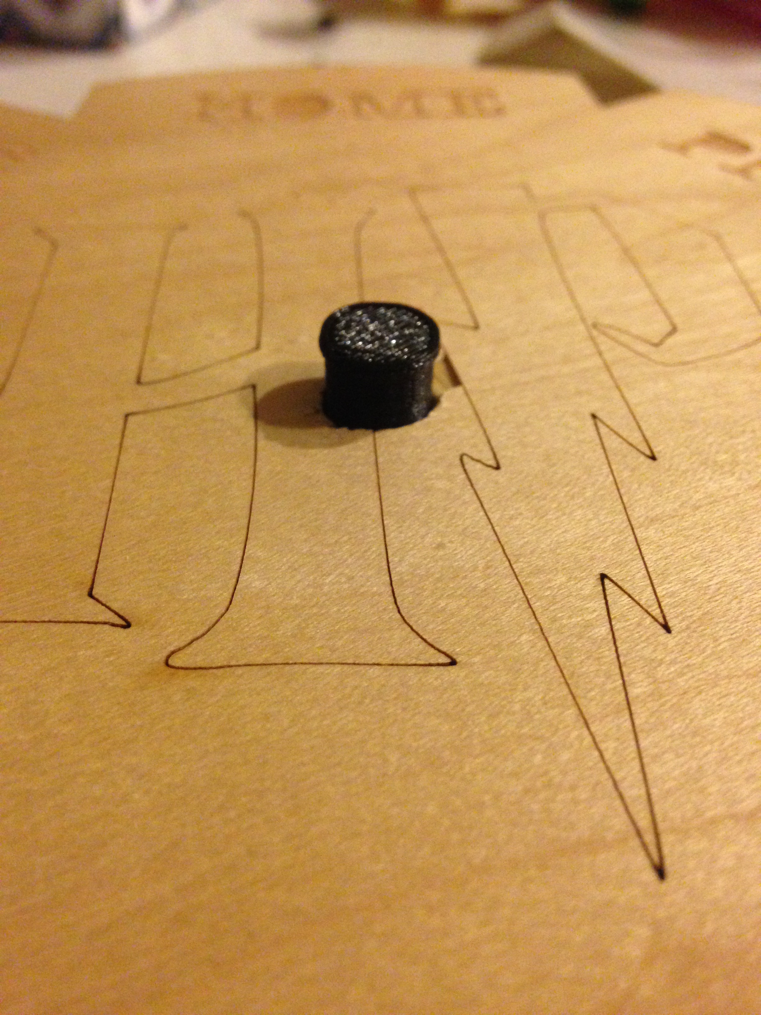 Picture of Attach the Electronics to the Clock