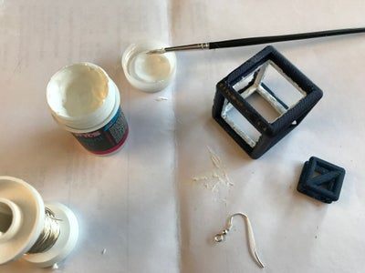 3D Printing and Painting