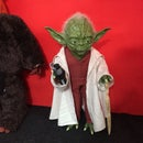 DIY Real Size Yoda