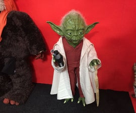 DIY Real Size Yoda