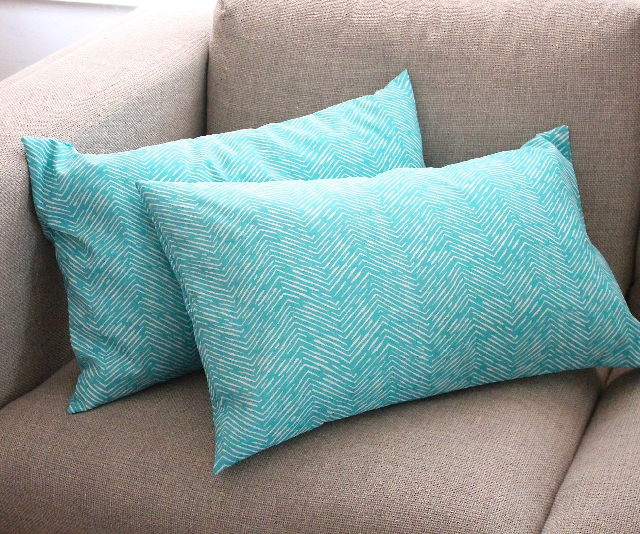 How To Sew An Envelope Pillow Cover 8 Steps With Pictures