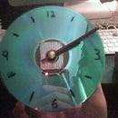 Simple CD Clock