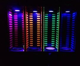 Aqua Matrix - the Fountain That  Rains in Slow Motion!!