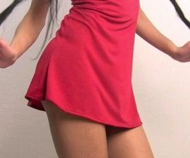 How to make a Cute Jumper Dress
