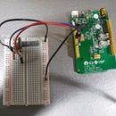 Linkit ONE: Voltage Meter