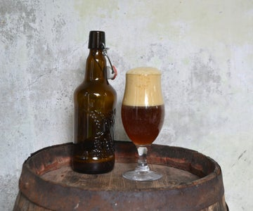 DOUBLE HOP BEER (dry Hopping)