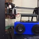 Battery Powered 3D Printed Speaker