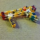 Mods to ''knex rubberband repeater that uses gears''