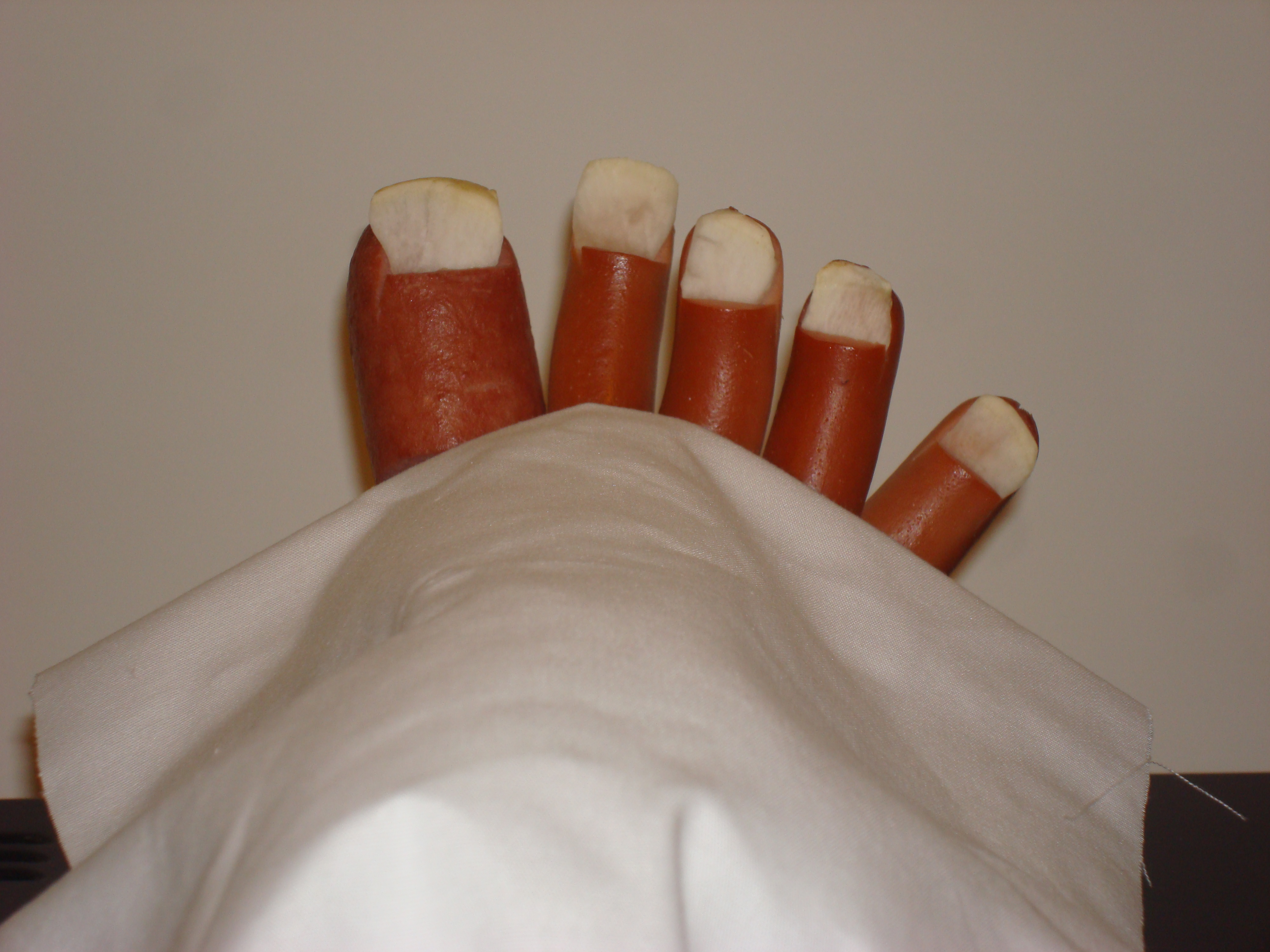Picture of Adding the Toes