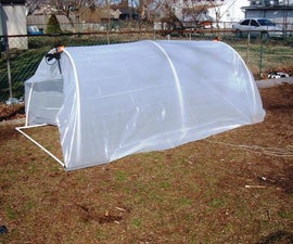 Simple easy Greenhouse
