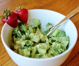 Green Chicken Salad
