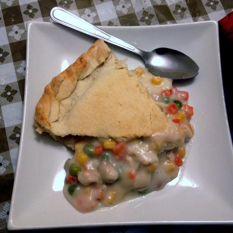 Picture of Yummy Chicken Pot Pie